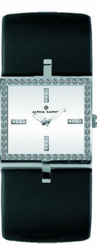 Alpha Saphir Damenuhr 337A