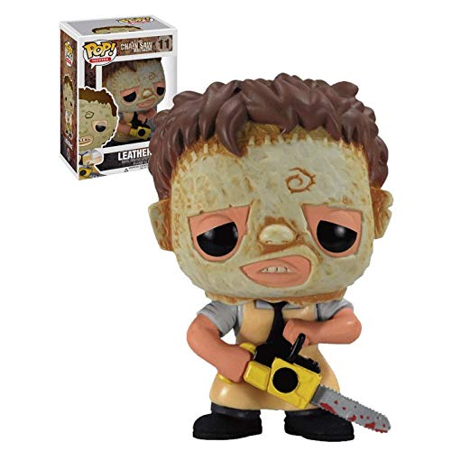 KYYT Funko Texas Chainsaw Massacre #11 Leatherface Pop! Chibi