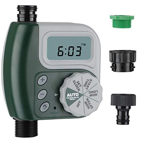 Faucet Timer, Garden Sprinkler Timer, Electronic Hose Water Timer...
