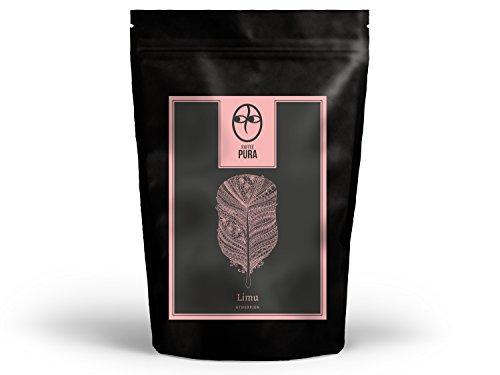 KAFFEE PURA Limu,1000g gemahlen, biologisch angebaut und fair gehandelt