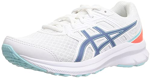 ASICS JOLT 3, Zapatillas de Running Mujer, White Grey Floss, 40 EU
