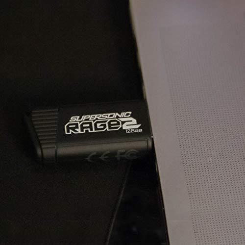 Patriot 128 GB Supersonic Rage 2 Series USB 3.0 Flash Drive