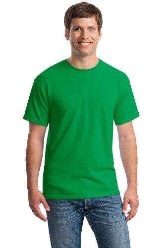 Gildan GI5000–T-Shirt, grün, S