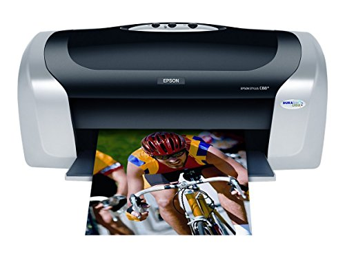 Epson Stylus C88+ Inkjet Printer Color...