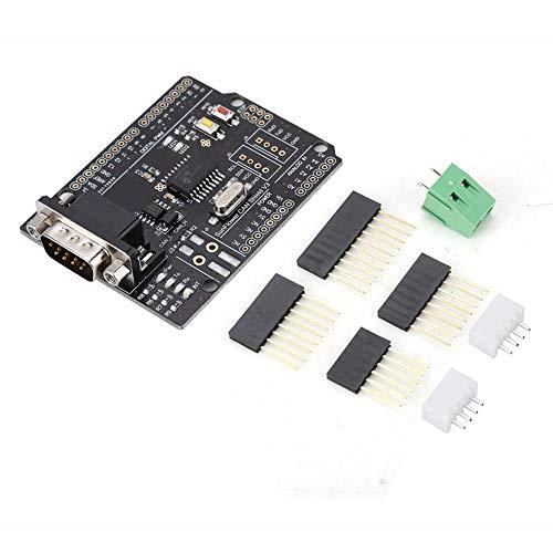 HW-A001 CAN-bus afscherming met 2 indicatielampjes 4,8-5,2 V 30 mA MCP2515 uitbreidingskaart voor het Arduino-platform en de CAN-communicatie tussen kaarten