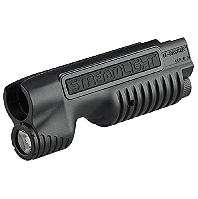 Streamlight 69601 TL-Racker Forend Light with CR123A Lithium Batteries - 850 Lumens - Remington 870
