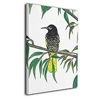 Skydoor J パネル ポスターフレーム 鳥 インテリア アートフレーム 額 モダン 壁掛けポスタ アート 壁アート 壁掛け絵画 装飾画 かべ飾り 30×20