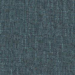 Futon Cover Only Linen Textile Fabric Collection Fits 6-8 inch Futons Mattress Full Size (Blue)