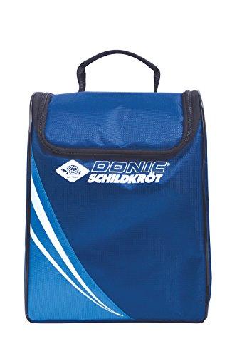Donic-Schildkröt Hülle Tischtennisschläger-Tasche, blau Silber, One Size