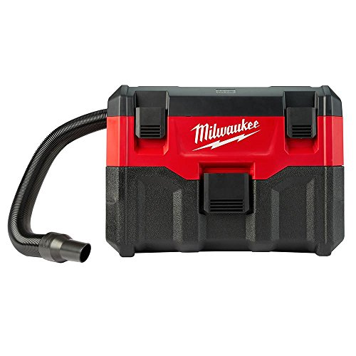 MILWAUKEE'S Electric Tool 0880-20 Cordless Lithium-Ion Wet/Dry Vaccum Cleaner, 15.75' x 22.5' x 11.5'
