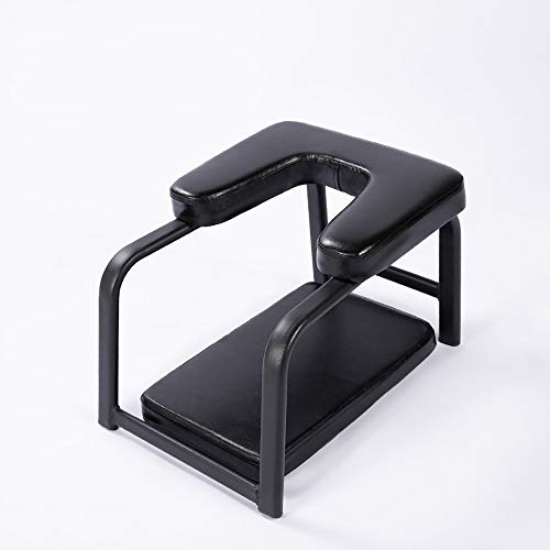 Read About VBARV Yoga Inversion Trainer,Multifunctional Stand Yoga Inversion Chair, Steel Frame,Thic...