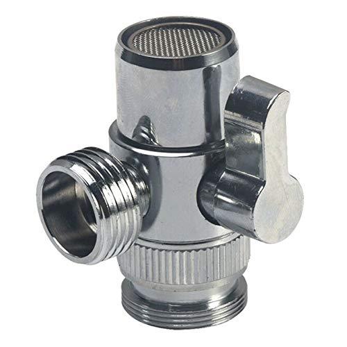 Beiwang Küchenduscharmatur Adapter Wasserspender Externen Wasserspender Waschmaschine Brauseschlauch Schlauchadapter Hahnventil Wasserspender Sink Ventil