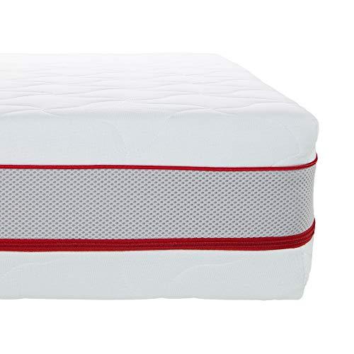 Arensberger ® SPRINGXX 7-Zonen Taschen-Federkern Matratze, 140 x 200 cm, Höhe 19cm