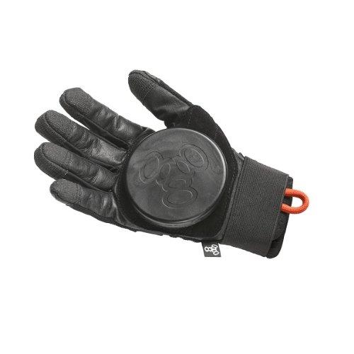 Triple 8 Equipo de Protección Guantes Downhill, Unisex, Schutzausrüstung Handschuhe Downhill, Negro, Large/Extra-Large