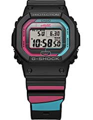 Casio G-Shock has collaborated with the world-famous virtual band Gorillaz to create an innovate timepiece that blends the iconic G-Shock toughness with the band's urban pop elements With only a limited number of these watches being released world-wi...