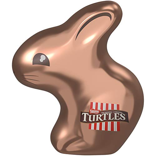 Turtles NESTLÉ Turtles Easter Bunny Tin with Chocolate, 83 Grams
