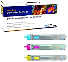 AIM Compatible Replacement for Brother HL-4200 Toner Cartridge Combo Pack (C/M/Y) (TN-12CMY) - Generic