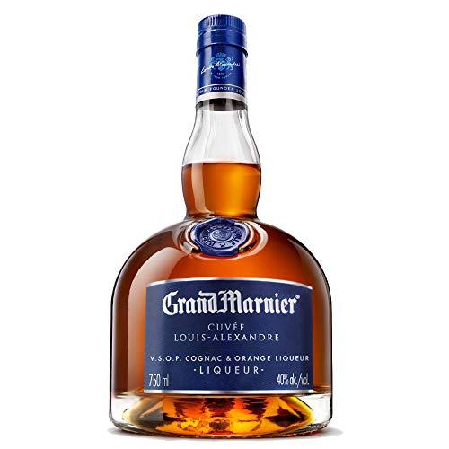 Grand Marnier Luis Alexandre Cognac & Liqueur d'Oranges Distillato Composto da una Miscela di Cognac e Arance Amare, 40% Vol, Bottiglia in Vetro da 70 cl