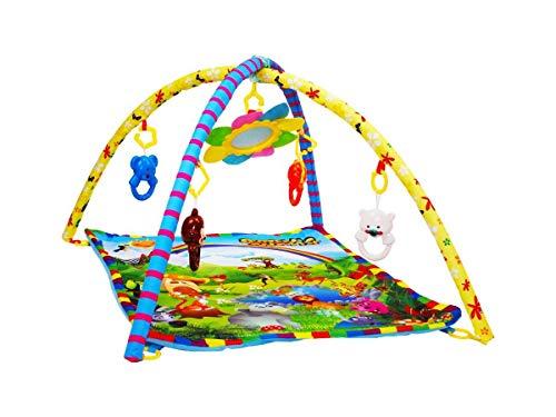 Tapete Ginásio De Atividades Do Bebê Selva Divertida - Yes Toys