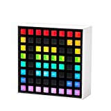 WITTI Design - Dotti Smart Pixel Art Light with Notifications for iPhone iOS and Android Smartp…