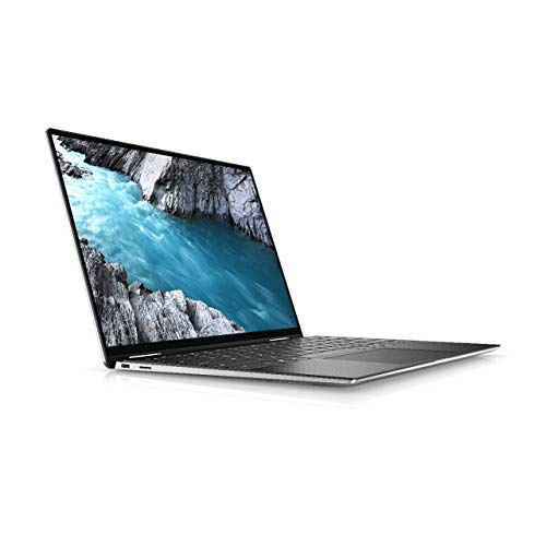 New 2019 XPS 13 7390 Laptop FHD 1920 x 1080 i7-10510U, Platinum Silver (512GB SSD   16GB RAM  Win 10) (Renewed)