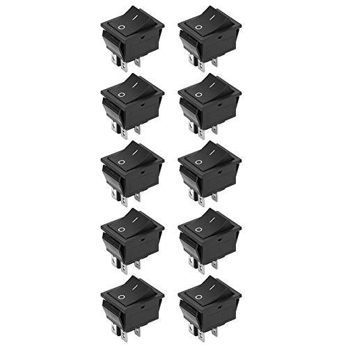 Interruptor basculante de 2 posiciones Mini interruptor basculante para coche