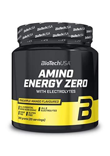 BioTechUSA Amino Energy Zero with Electrolytes, Pineapple Mango, 500 g