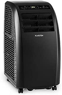 KLARSTEIN Metrobreeze • Portable Air Conditioner • 10,000 BTU • 3 Modes • Quiet Operation • Remote Control • Black