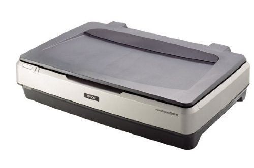 Epson Expression 10000XL Flachbettscanner - Scanner (Flachbettscanner, CCD, Twain, USB 2.0, 14,5 kg, 656 x 458 x 158 mm)