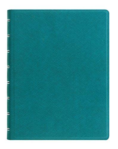 Filofax 115034 Notizblöcke A5 Saffiano, aqua