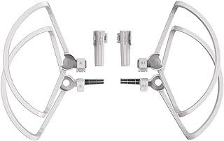 Compatible with DJI Mavic Mini / DJI Mini 2 Heighten Landing Gear Propeller Guards Set Extended Legs Propeller Protection ...