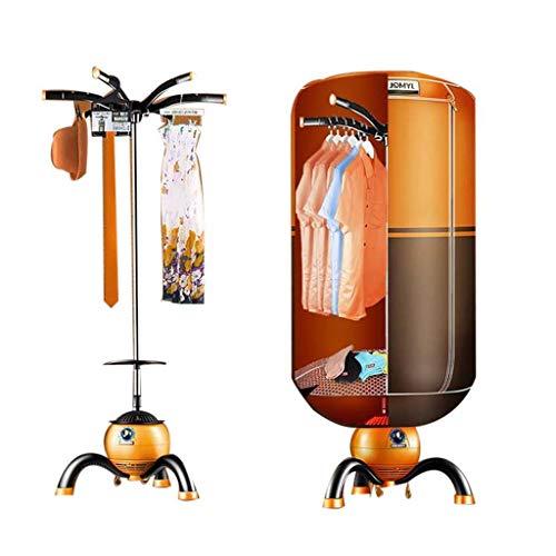 Clothing dryer Haushalt Kleiner Schnell Trocknender Tragbarer Entfernbarer Trommeltrockner, Energiesparender Ballontrockner Leiser 360-Grad-Luftzirkulationssystem
