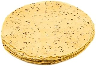 Nobility Spicy Pappadum - Indian Masala Papad - Size : 200g