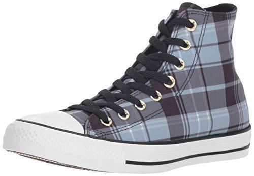 Converse Femme Chuck Taylor All Star Salut Chaussures Casual 9 États-Unis Noir/Blanc/Noir 9 B (M) US