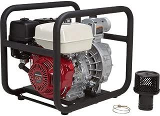 NorthStar High-Pressure Water Pump - 3in. Ports, 10,550 GPH, 116 PSI, 270cc Honda GX270 Engine