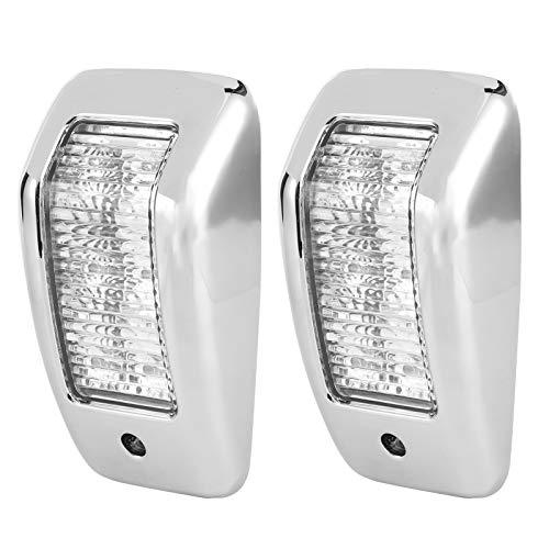 Luz de techo para automóvil, lámpara de techo para automóvil, lámpara de techo interior de 6 LED 24 V para tractores semirremolques