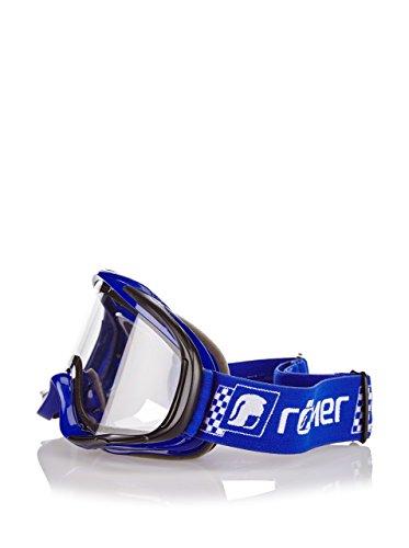 Römer motorcross-/skibril met dubbel vizier Taille Uniforme Blauw