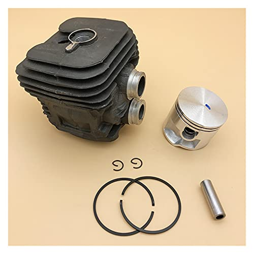 XINYE wuxinye Kit de pistón de Cilindros de 50 mm Ajuste para STIHL TS410 TS420 TS 410 TS 420 Piezas de Repuesto de Sierra de Corte de Gasolina 4238 020 1202