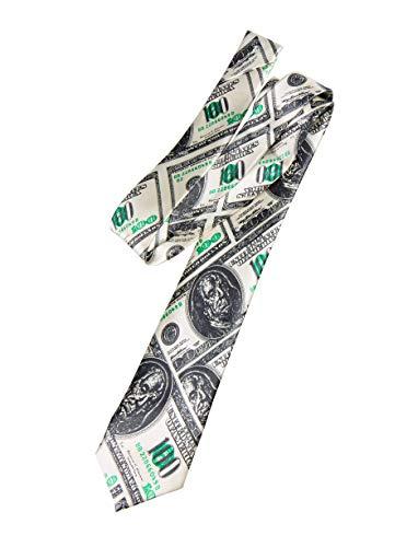 ORLOB NEU Krawatte Dollar-Scheine