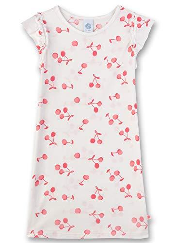 Sanetta Mädchen Sleepshirt Nachthemd, Beige (beige 1427), 98 (Herstellergröße:098)