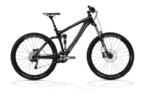Ghost MTB Cagua 6540 black/white/grey (2013) (Rahmengrösse: 52 cm)