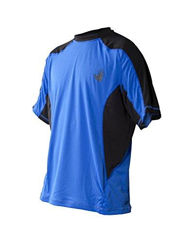 Body Glove Wetsuit Co. T-Shirt à Manches Courtes pour Homme Moyen Bleu Marine