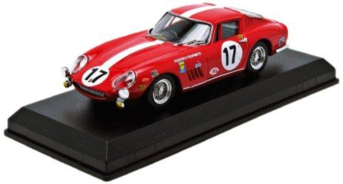 Best Model - 9365 - Véhicule Miniature - Modèle À L'Échelle - Ferrari 275 Gtb/4 - Le Mans 1968 - Echelle 1/43