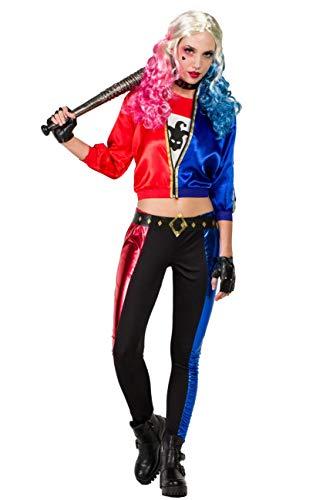 Banyant Toys, S.L. Disfraz de Harley Quinn Mujer - Mujer XS