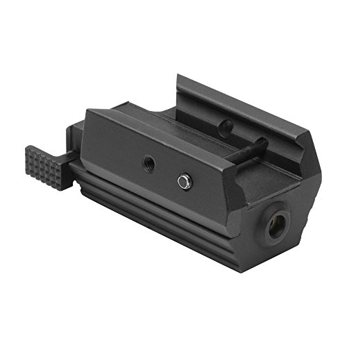 NcStar Mini Low Profile Class IIIA Laser Sight, Max Output: