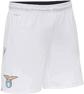 Macron 2020-2021 Lazio Home Shorts (White)