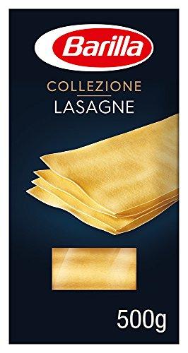 Barilla Pasta La Collezione Lasagne, 15er Pack (15 x 500g)