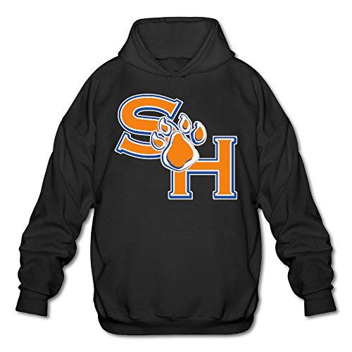 PTR Men's Hoodie - Sam Houston State University Black Size L