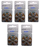 Power One P312 Hearing Aid Battery (Pack Of 5)(30 Cells)