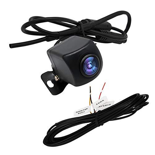 Système de caméra de recul sans fil WiFi pour voiture, étanche IP69, super vision nocturne, caméra de recul pour iPhone/iPad et Android (caméra universelle2)